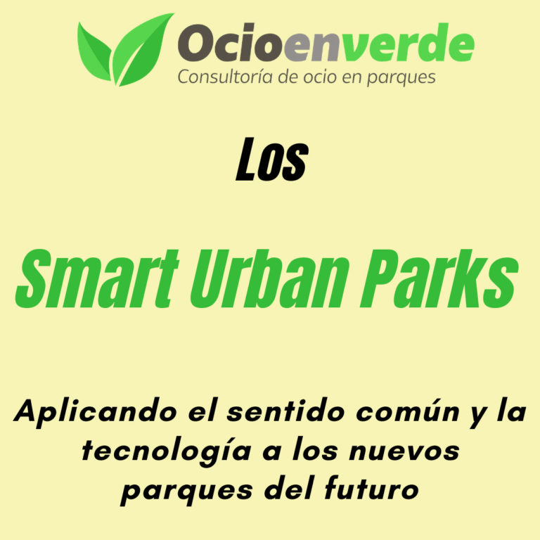 Smart Urban Parks